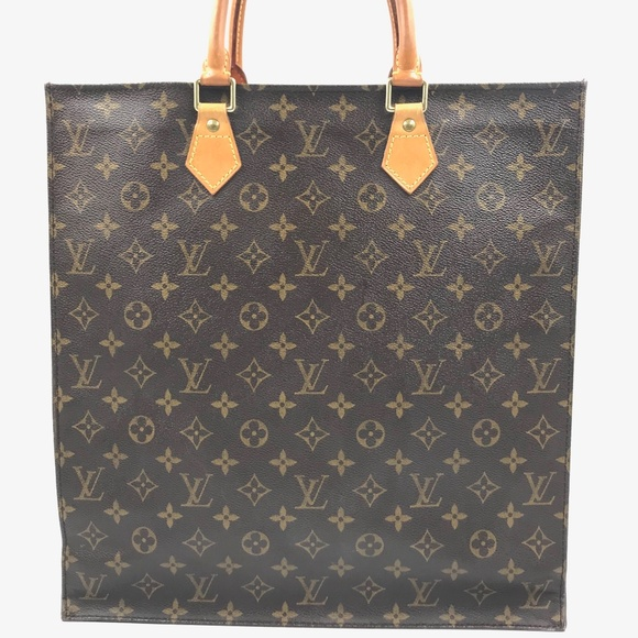 Louis Vuitton Handbags - Authentic Louis Vuitton Monogram Sac Plat